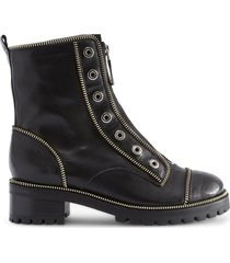 annmarie bootie - 5.5 black leather