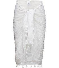 cotton gauze sarong beach wear vit seafolly