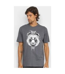 camiseta blunt fierce bear masculina