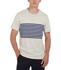 barbour men's rain stripe t-shirt