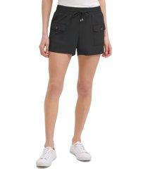 calvin klein pull-on shorts