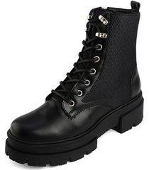 botas de moda estilo urbano  combat boots anuwa denver