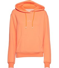 hang on neon sweat hoodie trui oranje holzweiler