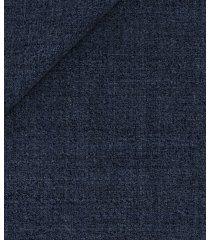 pantaloni da uomo su misura, loro piana, fresco blu petrolio, primavera estate   lanieri
