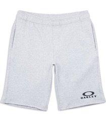 shorts logo fleece sg oakley - kanui
