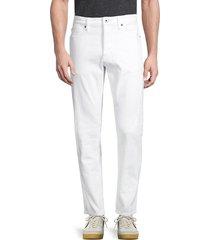 g-star raw men's citishield 3d slim-fit jeans - white - size 30 32