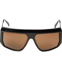 62mm shield sunglasses
