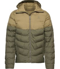 sight storm hoodie m outerwear sport jackets groen salomon