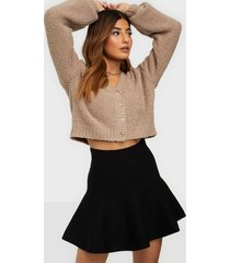 noisy may nmcirus hw short knit skirt noos minikjolar