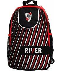 mochila roja river plate oficial