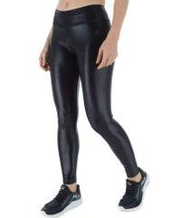 calça legging fila life new i - feminina - preto