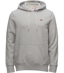 original hm pullover hoo mediu hoodie trui grijs levi´s men