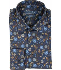 ledûb overhemd met stretch mf 0139323/180000