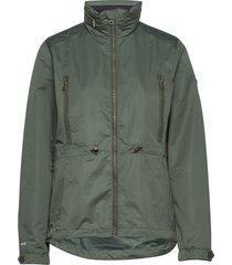 ellika outerwear sport jackets grön tenson