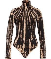 women's cotton citizen brisbane turtleneck bodysuit