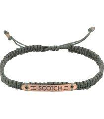 scotch & soda bracelets