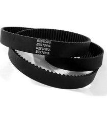 bestorq 177-3m-6 3m timing belt, rubber, 177 mm outside circumference, 6 mm w...