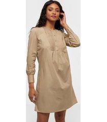 jacqueline de yong jdyhall l/s placket dress wvn loose fit dresses