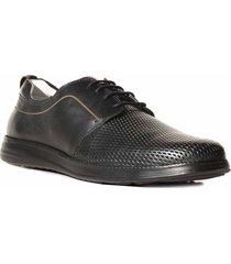 zapato negro briganti anatomic hombre barcelos