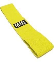 banda elástica amarilla mir