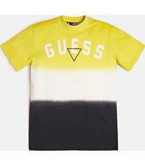 t-shirt z efektem deep dye
