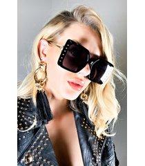 akira hollywood blvd oversized sunglasses