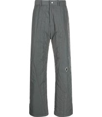 a-cold-wall* regular padded trousers - grey
