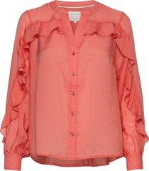 gulripw sh blouse lange mouwen roze part two