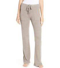 barefoot dreams(r) cozychic(tm) ultra lite pants, size x-large in beach rock at nordstrom