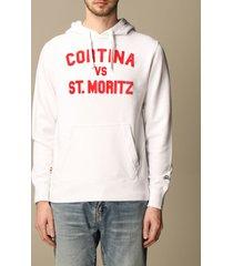 mc2 saint barth sweatshirt mc2 saint barth sweatshirt with cortina writing