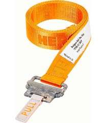 heron preston kk tape belt