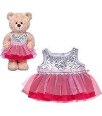 vestido elegante build a bear