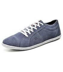 sapatênis masculino sandro moscoloni suede blink jeans jeans