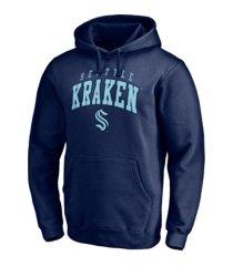authentic nhl apparel seattle kraken men's high density stitch hoodie