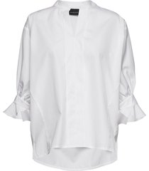 adamia blouse blouses short-sleeved wit andiata