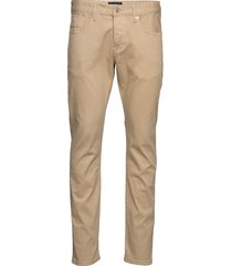 ralston - clean garment dyed colors slimmade jeans beige scotch & soda