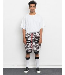 szorty camo cargo shorts