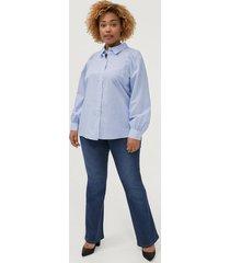 jeans jolivia ellen bootcut fit plus size high waist