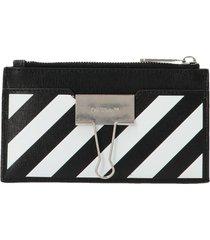 off-white binder wallet