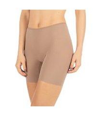 bermuda nozes - 428.051 marcyn lingerie cintas e modeladores bege