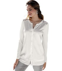blouse amy vermont offwhite