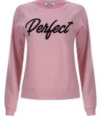buzo perfect color rosado, talla 10