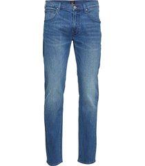 daren zip fly jeans blå lee jeans
