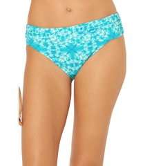 women's bleu by rod beattie make waves sarong hipster bikini bottoms