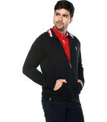 chaqueta negro-azul-rojo-blanco us polo assn