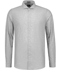 overhemd dstrezzed grijs