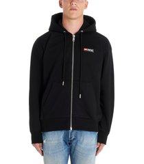 diesel division hoodie