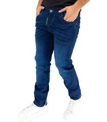 jean hombre azul osc3 ref: df-blue2