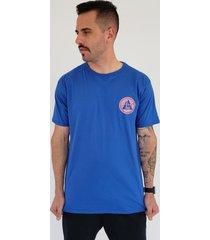 camiseta aero jeans bolach azul bic