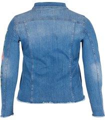 jeansjack van zizzi denim